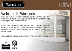 Wicksons Estate agents